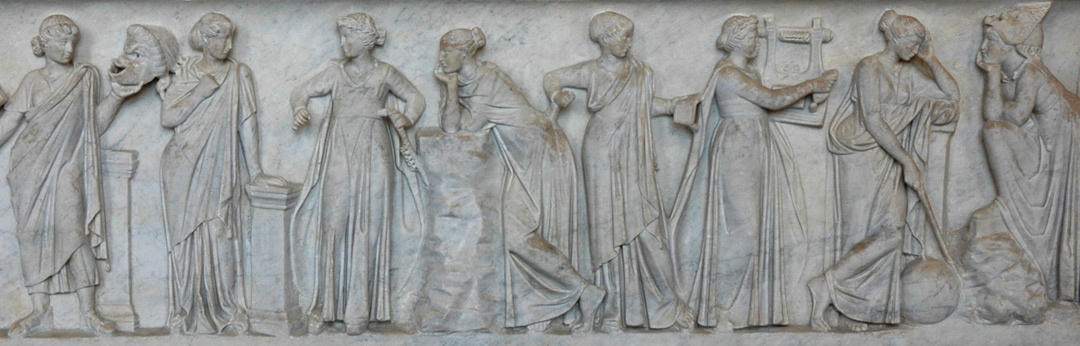 Sarcophagus of the Muses